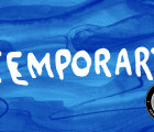 Temporary series logo with Webby award badge