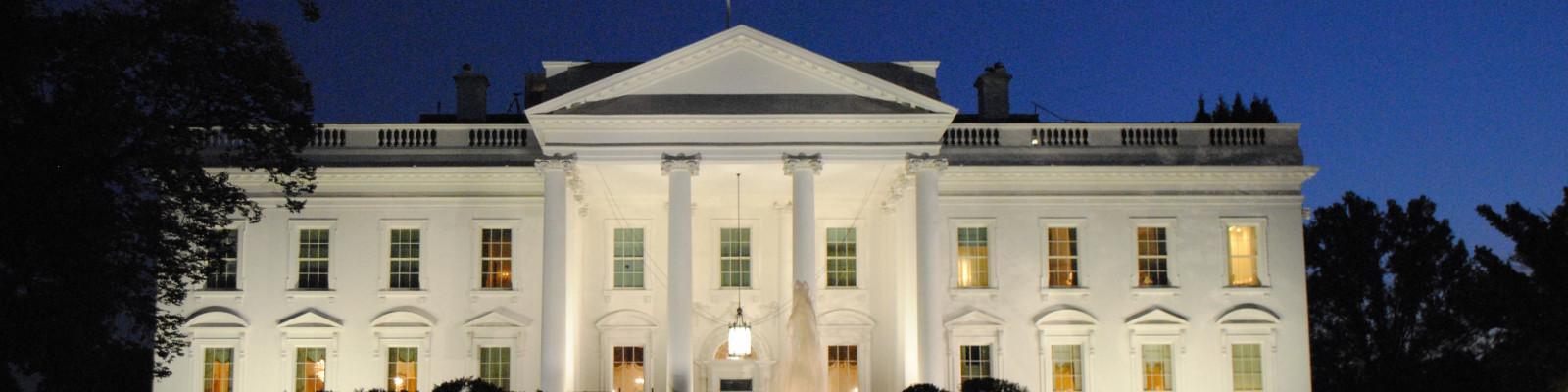 White House credit splash/Tabrez Syed