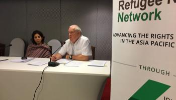 Goodwin-Gill at Bangkok Roundtable