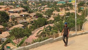 Bangladesh Rohingya Credit UNHCR Louise Donovan